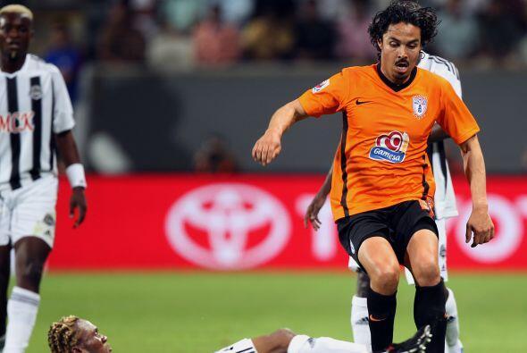 Pachuca no pudo ante el Mazembe del Kongo y cayó 1 a 0. El equipo...