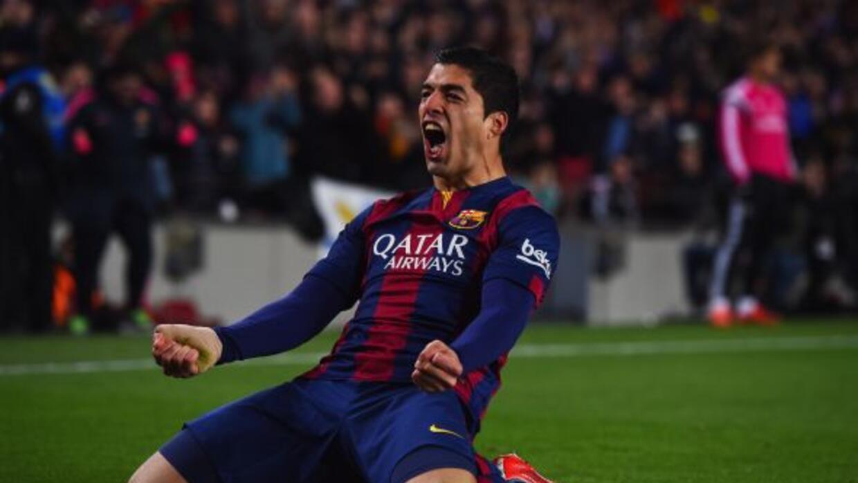 El uruguayo señaló que es el gol más impirtante que ha conseguido con lo...