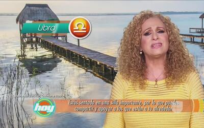 Mizada Libra 24 de marzo de 2017