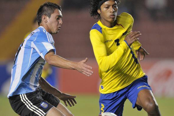 El jueves, en la segunda fecha del hexagonal, Ecuador enfrentará...