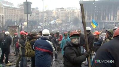 Logran importante acuerdo para crisis en Ucrania