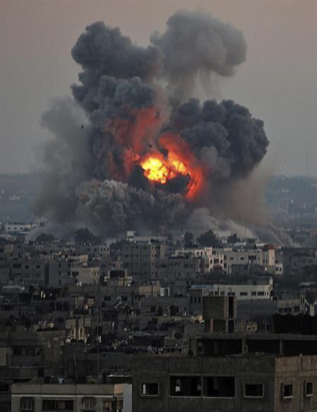 Al parecer los detenidos serían miembros del grupo radical islamista Hamas.