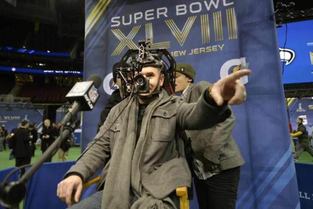 No te pierdas las mejores imágenes del NFL Media Day a unos días del Sup...