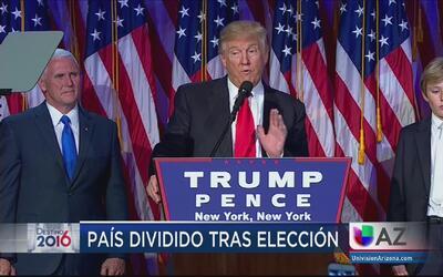 ¿Qué pasará con Donald Trump en la presidencia?