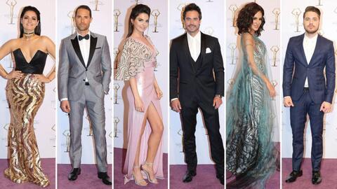Alfombra Premios TVyNovelas 2017