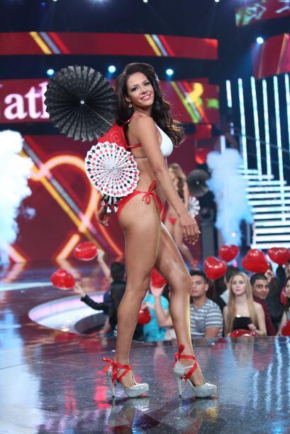 Nathalia Casco es peleonera y quejumbrosa, pero eso sí, una de las más s...
