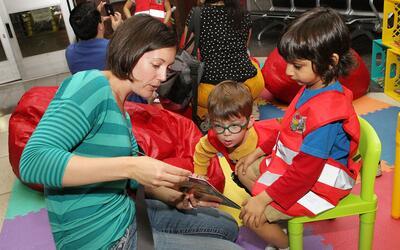 ¿Cómo ayudar a niños de educación especial?