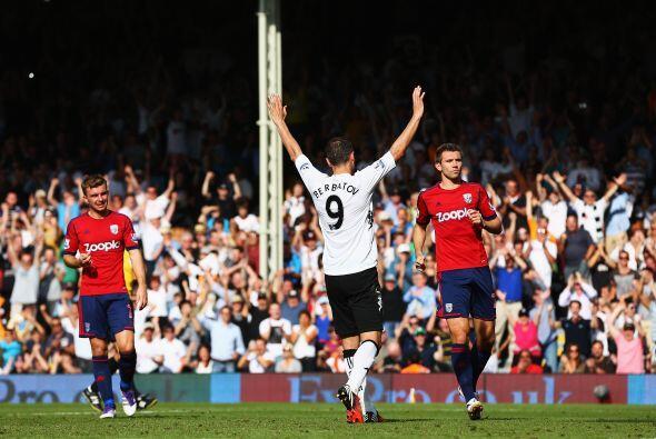 Dos goles de Dimitar (uno de ellos de crack) para que el Fulham lograra...