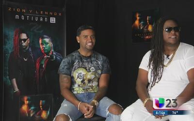 Zion & Lennox celebran el lanzamiento de cuarto álbum