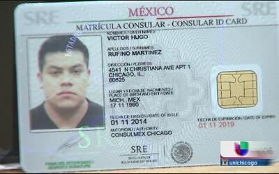 Nueva matricula consular para inmigrantes