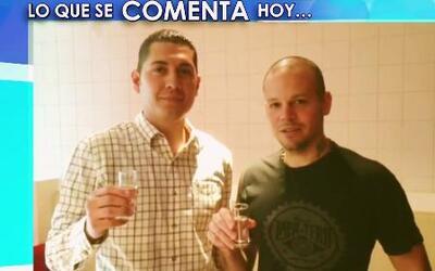 René Pérez se tomó un tequila con el fan golpeado