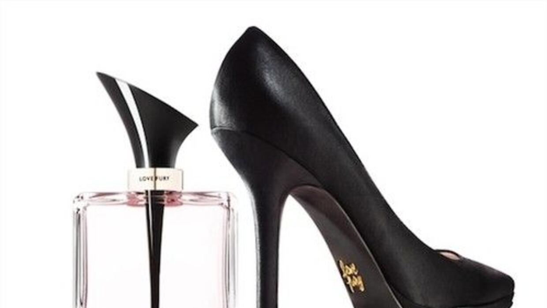 Love Fury es la nueva fragancia de la reconocida marca de zapatos Nine W...