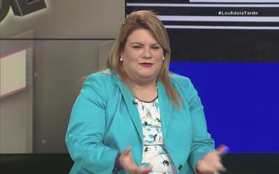 """Jenniffer González: """"Seriamos el primer estado hispano"""""""