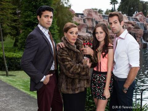 Estos personajes de telenovela se caracterizan por ser los más sa...