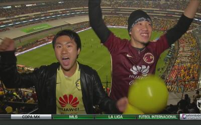 Desde Japón llegaron los Fanáticos más Cool de la jornada 11