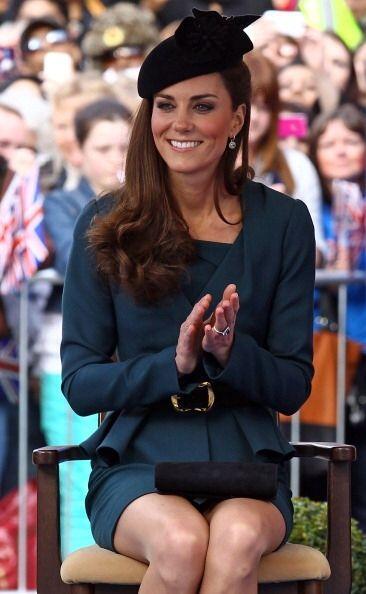 Alguien debería aplaudirle a esta mujer, pues su magnifico ojo para llev...