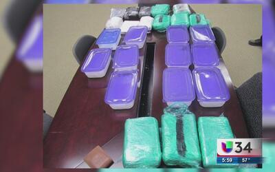 Arrestan a dos hombres latinos por presunto tráfico de drogas en Sandy S...