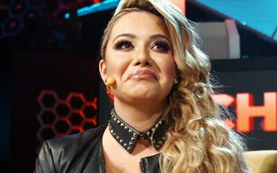 Chiquis despidió a Rangel muy emotiva