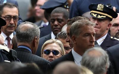 La imagen de Clinton aparentemente recuperada no será suficiente...