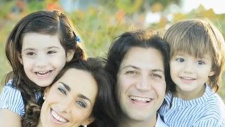 María Krasovitzky disfruta su familia a lo máximo y no tiene planeado re...