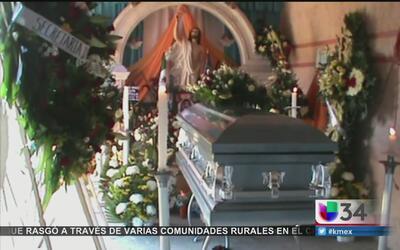 Sepultan el cuerpo de víctima de Orlando en su natal Guerrero