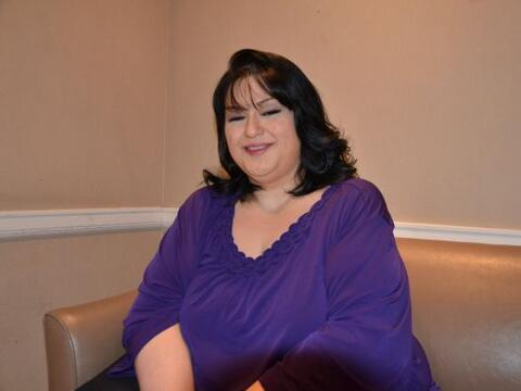 Una de las invitadas especiales que hubo en Sábado Gigante fue Mayra Ros...