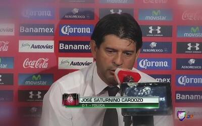 """José Saturnino Cardozo: """"Fuimos más inteligentes que el rival"""""""