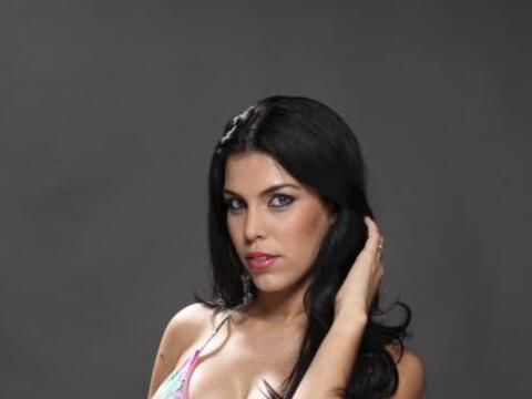 Sucell Valencia, candidata a Miss Pechonalidad busca tu voto para tener...