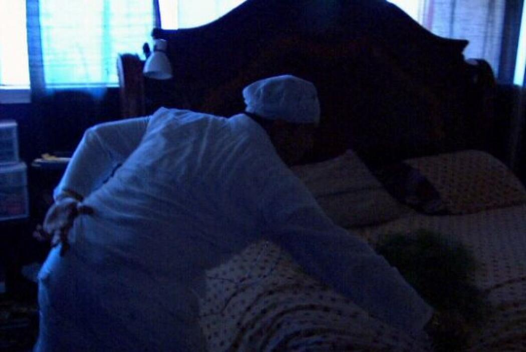 El Conjuro: Fantasma se enamora y causa estragos