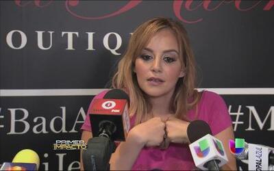 Rosie Rivera reveló que su hermana Jenni le habla en sueños