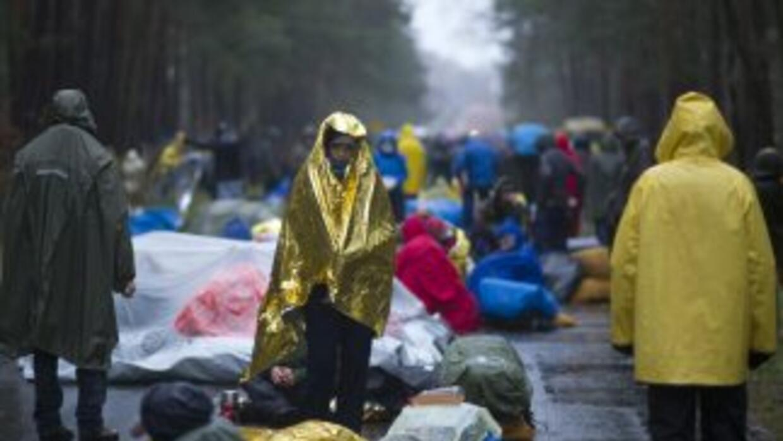 Más de siete mil 700 personas han sido desalojadas en el estado de Minas...