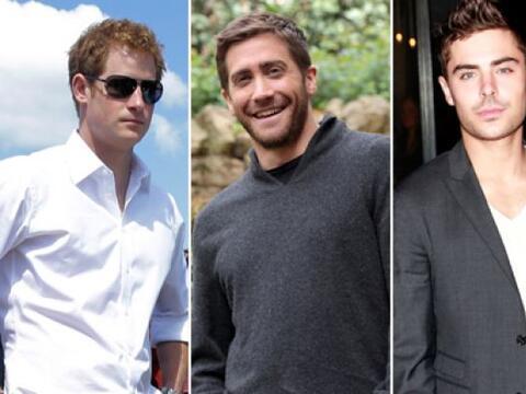 Son extremadamente guapos, sensuales, algunos son príncipes, poseen una...