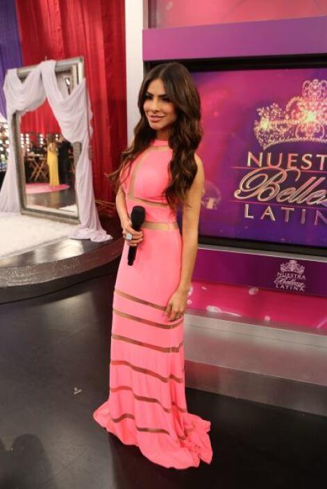 Alejandra es una fashionista de corazón.