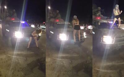No hay temor a Dios (ni a las autoridades): esta mujer llevó la celebrac...
