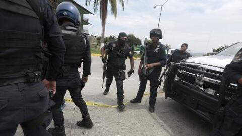 Violencia Sonora (Imagen de archivo)