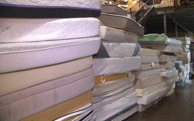 ¿Sabe usted qué tiene adentro el colchón en el que duerme?