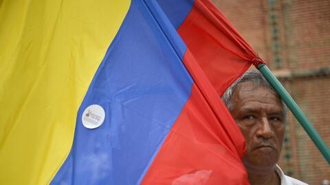 Colombia rechazó el acuerdo de paz firmado entre el gobierno y la...