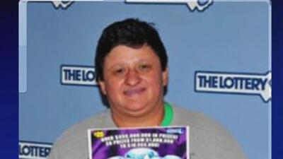 Una salvadoreña ganó US$10 millones en la lotería