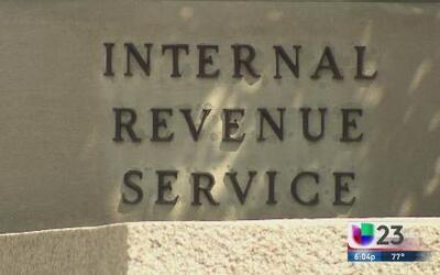 Alertan de fraude con el IRS
