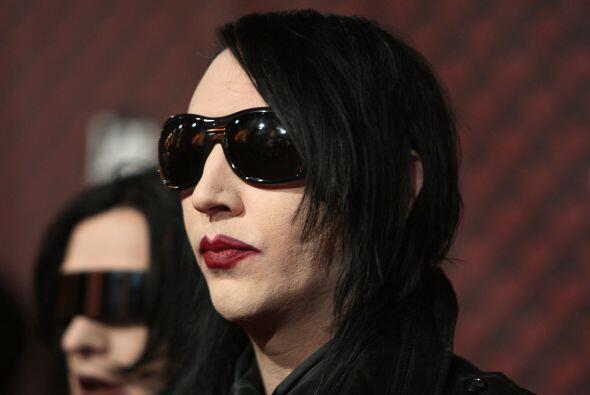 ¿Cómo no se nos ha ocurrido meter a Marilyn Manson como ej...