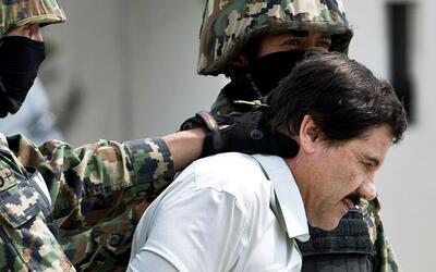 Joaquín 'El Chapo' Guzmán perdió otra batalla legal tratando de evitar s...