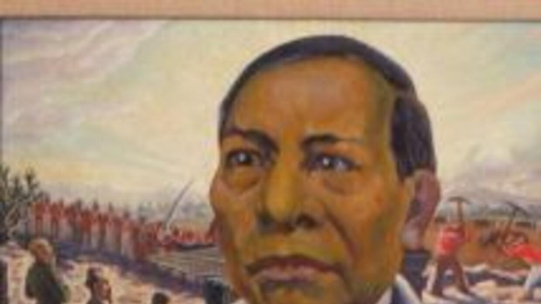 Benito Juárez, ex presidente de México.