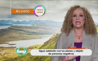 Mizada Acuario 26 de julio de 2016