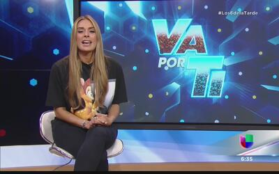 """Galilea Montijo: """"Puerto Rico es un semillero de talento"""""""