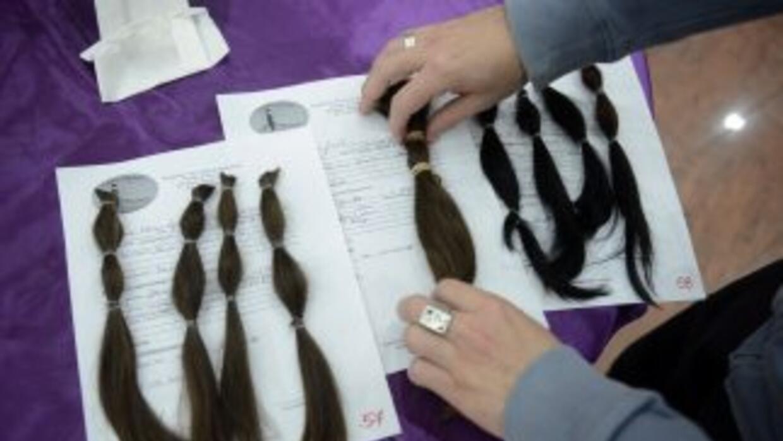 Donación de cabello