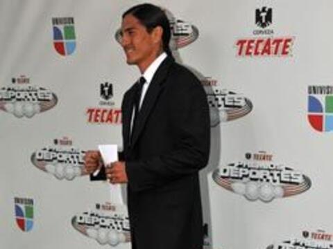Francisco Palencia, estrella de los campeones Pumas de la UNAM, luci&oac...