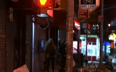 'Nueva York en un Minuto': policía busca sospechoso con relación a un in...