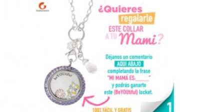 ¡Participa con Galavisión y gánate un collar para tu mamá!