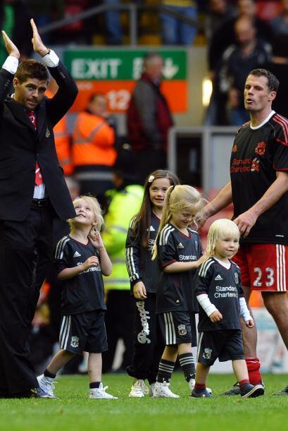 Liverpool se unió a los clubes que no le respondieron a sus fan&a...