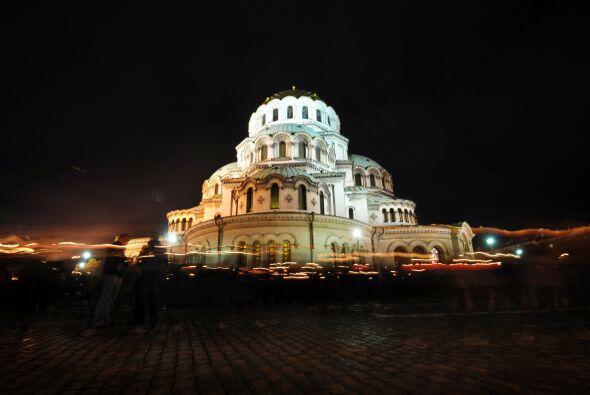 Sofía, Bulgaria.  Una noche en esta majestuosa ciudad cuesta cerca de 16...